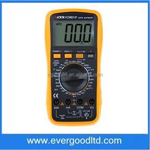 VICTOR 9801A+ 3 1/2 LCD Display Digital Multimeter Electrical Meter AC/DC Voltmeter Ohmmeter Handhold Tester