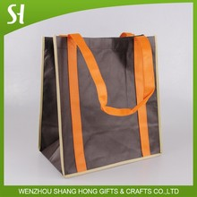 80gsm nonwoven bag/Grocery bag/foldable tote bag