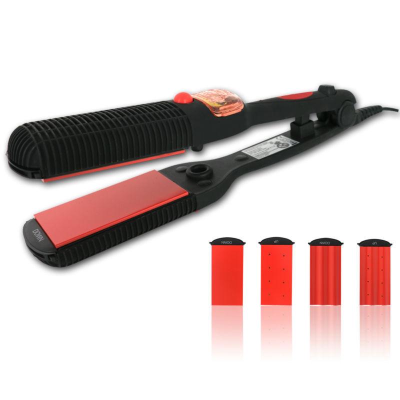 Best Steam Flat Iron ~ Best quality ceramic steam hair straightener automatic