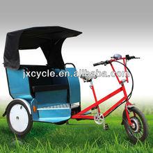 pedicab bicycle rickshaw for passenger