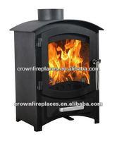 steel modern wood burning stoves(DL008)