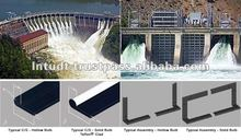 Gate Seals for Dams & Hydel Power Plants