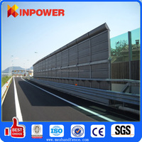 acrylic sound barrier board, economic and beautiful sound barriers