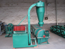 wood crusher/ hammer mill for briquetting production line