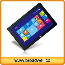 High Quality 10 inch Inter Z3735D CPU IPS Capacitive Screen 2GB Memory Bluetooth Tablet PC With Windows 8 OS