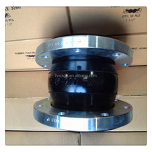 rubber single expansion joint for water supply