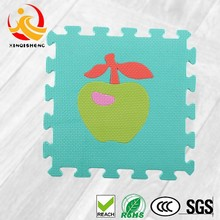 Cheap wholesale anti slip plastic floor puzzle babu care play mat, baby plastic floor mat