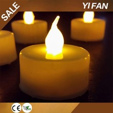 Brand New Heatless Unscented Led Tealight Candles Wholesale