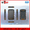 best mobile phones huadoo V3 quad core android 4.4 waterproof shockproof