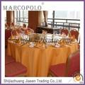 Hotel toalha de / poliéster jacquard toalha de / elegante praça restaurante tampa de tabela