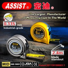 function of abs measuring tape for professional retractable steel tape measure
