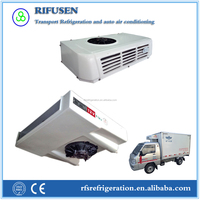 Model: R360, new product rooftop 12v split transport truck refrigerator