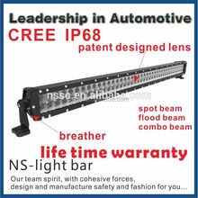 "40"" 240w Cree XBD LED Light Bar Combo IP68 Driving Light Alloy Off Road 4WD Boat"