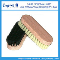 Hot Sale Promotional Wooden House Hair Shoe Brush