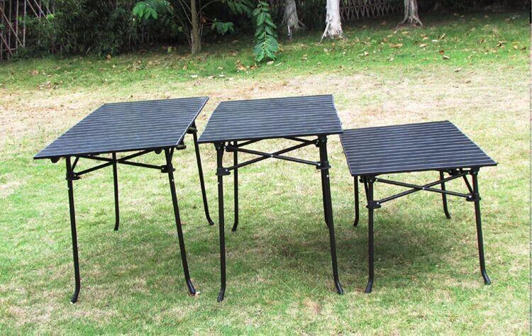 freien faltbare aluminium tisch garten möbel cast aluminium möbel, Esstisch ideennn