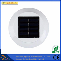Mini Solar Lights For Garden, Outdoor LED Solar Powered Gutter Lights With High Quality