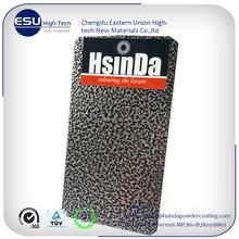 Metallic polyester Epoxy coated powder
