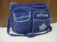 Multifunction Large Capacity Mommy Bag Baby Diaper Nappy Changing Handbag Messenger Tote Travel Package Bag
