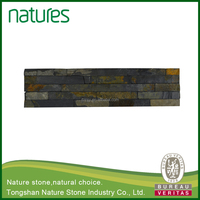 Cheap price good exterior quartz shower stone wall panel