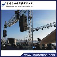 stage truss lighting truss used truss display on concert