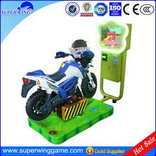Indoor entertainment motorbike games