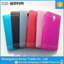 Double Cell Phone Case for Xiaomi Mi4, Metal PC Cover Case for Xiaomi Mi4