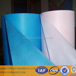 2015 pp spunbonded nonwoven fabric making machine for shopping bag/baby diaper/face mask