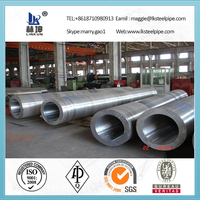 High quality Din 1654 alloy steel pipe