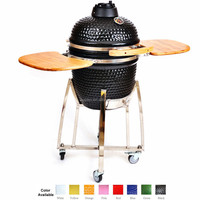 Round Barbeque Charcoal Equipment