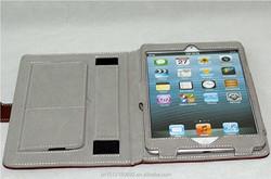 Leather cover leather case leather flip case for iPad 2/3/4/air/air2/mini1/mini2/mini3