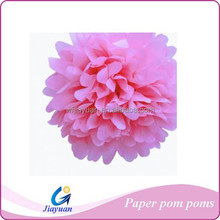 8 Inch (20cm) Tissue Paper Pom Poms Flower Balls Paper Crafts Decorations For Christmas/Halloween/Wedding/Party