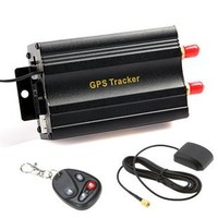 High quality ! satellite antenna vehicle gps tracker tk103b gps103b for car vehicle engine automobiles easy to install vehicle