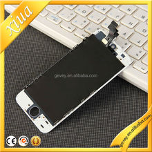 100% original 4inch IPS Screen Replacement Assembly (Digitizer & LCD) for iphone 5G