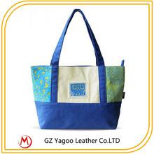 canvas handbags 2014 wholesale fashion guangzhou shopping bag