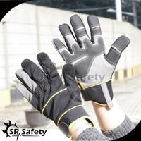 SRSAFETY 2015 fishing hand gloves/racing gloves/sport gloves