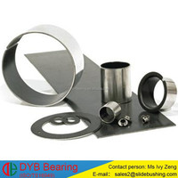 SF-1 bush,Steering gear teflon bushing,PTFE SF-1 DU PAP P10 Bush widely usage slide bearing