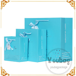 cheap customed christmas paper handbags manufacturers
