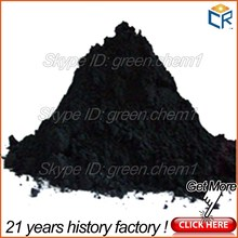 Manufacturer hot sale 1309-38-2 iron oxide black for asphalt mixed and wood mulch