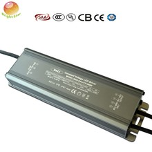 No flicker CE RoHS TUV passed suitable for DALI system waterproof DALI dimmable led driver 24V 200W
