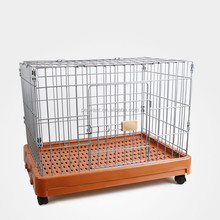 Petwant Metal Folding Dog Kennel