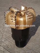 12 1/4 pulgadas poco pdc para el aceite- bien poco de perforación
