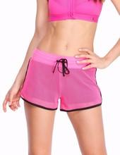 Yvette 8032 Women's Mesh Shorts / Anti-bacterial Breathable Running Shorts