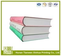 cheap spiral binding hardcover book printing