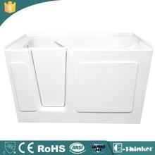"""China home use portable bathtub 60""""x30""""x38"""""""