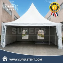 6*6M canopy pagoda tent /pagoda event tent/6x6 tent for event