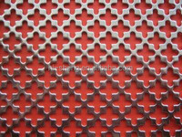Decorative Perforated Sheet Metal Panel/punching roofing panel