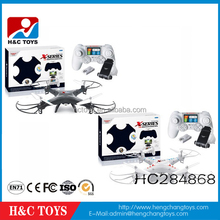 Newest 2.4G RC drone mini rc quadcopter drone with wifi HC284868