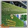 Professional artificial moss grass wall for decoration