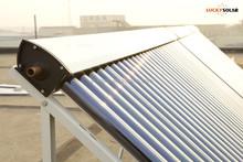 Heat Pipe High Pressure Solar Water Heater solar plastics wall mounted