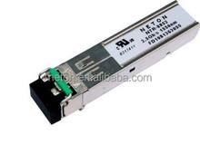 sc connector sfp transceiver 1.25G 13T/15R 20KM dual fiber